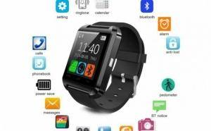 Smartwatch la 49 RON, compatibil Android