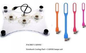 Notebook cooling Pad+CADOU