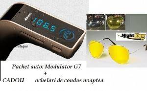 Modulator FM Hands Free Bluetooth+CADOU