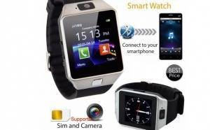 SmartWatch 2 in 1 Ceas si Telefon