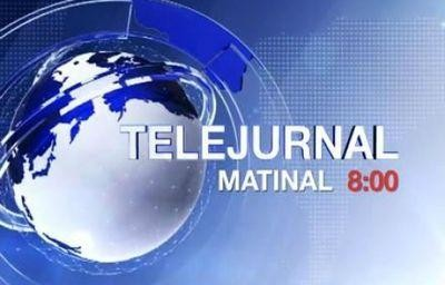 Telejurnal matinal
