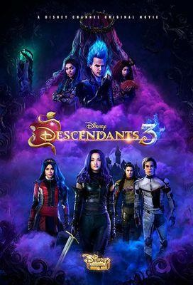 Descendants 3ᅡ