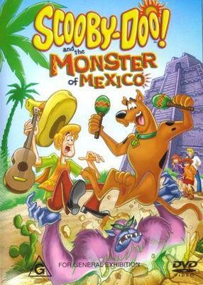 Scooby Doo si monstrul din Mexic