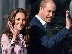 Kate Middleton si printul William, in stare de soc. Printul George, la un pas de o tragedie