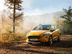Masini de oras cu caracter eco friendly - Ford Fiesta