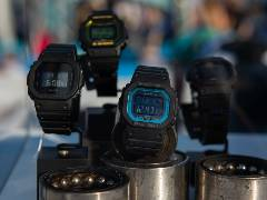 Casio G-SHOCK - Official timekeeper la Neversea si Untold 2019