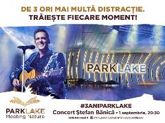 In septembrie ai de trei ori mai multa distractie, la ParkLake Shopping Center!