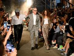 TOMMY HILFIGER - SEE NOW, BUY NOW - VEDETELE EVENIMENTULUI