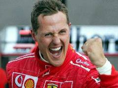 Prima imagine cu Michael Schumacher dupa accidentul de la schi
