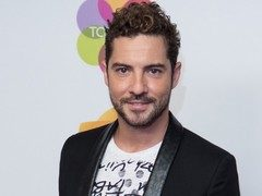 Surpriza uriasa. David Bisbal a venit in Romania in mare secret!