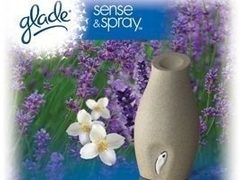 Glade Sense&Spray Collection, odorizantul care iti decoreaza inteligent camera de zi