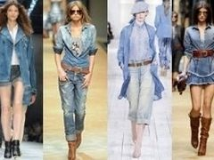Denim cu denim - greseala fashion sau cel mai hot trend pe 2010?