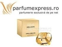 Parfumexpress.ro iti ofera parfumul Paco Rabanne Lady Million!