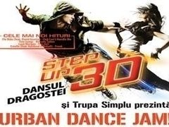 Step Up 3D si Trupa Simplu te invita la Urban Dance Jam