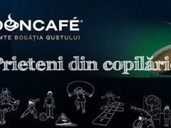 Castiga seturi de cafea Doncafe Selected si Doncafe Selected Instant