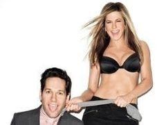 Jennifer Aniston, semi dezbracata in revista GQ