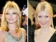 Catfight: Gwyneth Paltrow si Kate Moss s-au insultat reciproc