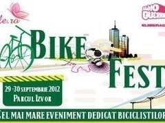 Talcioc de biciclete in Bucuresti, la Bike Fest