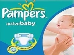 Pampers Active Baby: start la explorare!