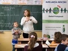 Igiena copiilor sanatosi - un nou program educational