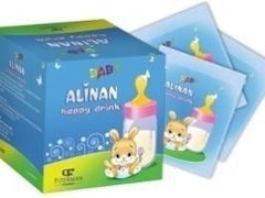 Alinan Happy Drink - copii fericiti, parinti linistiti