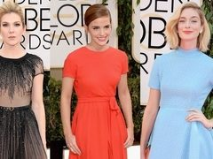 Tendinte la Golden Globes 2014: Rochii de seara inspirate de tricouri