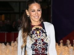 "Sarah Jessica Parker si pantofii ei, pe platourile ""Sex and the City 3"". Vezi FOTO!"