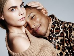 Cara Delevigne si Pharrell Williams, intr-un nou film Chanel. Vezi VIDEO!