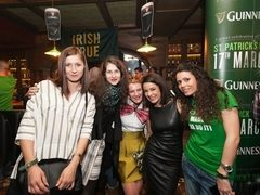 De St. Patrick's Day, Golin si GUINNESS au #jointhecrowd