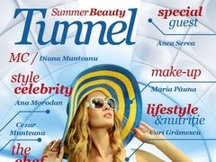 Vedetele anima Summer Beauty Tunnel la Bucuresti Mall