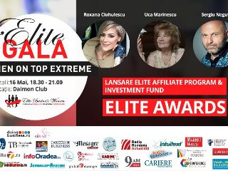 ELITE Business Women, cea mai mare companie de antreprenoriat feminin din Romania va invita la Gala - Women On Top Extreme