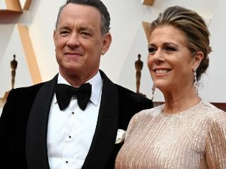 Tom Hanks si sotia lui, infectati cu coronavirus