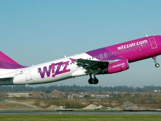 Wizz Air adauga opt rute internationale din Bucuresti