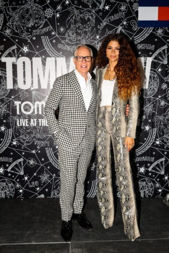 TOMMY HILFIGER - SEE NOW, BUY NOW - DEBUTUL COLABORARII TOMMYXZENDAYA TOAMNA 2019