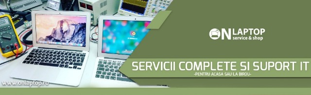 OnLaptop Service Center ofera solutii inteligente de reparatie laptop