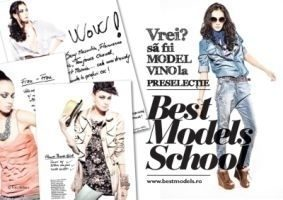 Inscrie-te la preselectia Best Models School