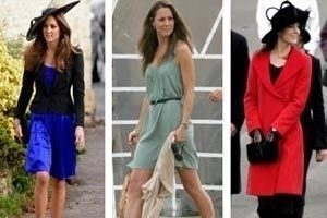 Kate Middleton - stil de printesa