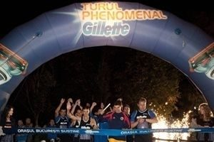 Turul Phenomenal Gillette a intrat in Guinness World Records