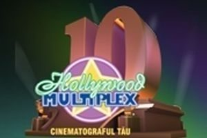 Hollywood Multiplex iti ofera o invitatie dubla la film