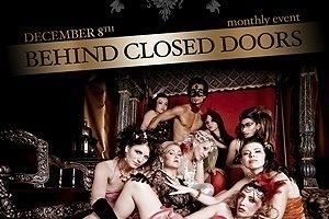 Behind closed doors party @ Bamboo! Invitat special Busta Rhymes!