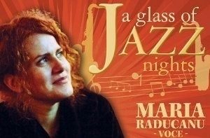Maria Raducanu - `A glass of Jazz`, la The Ark