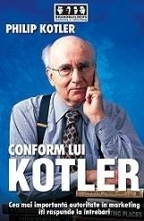 Marketing - Conform lui Kotler