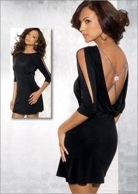 Little Black Dress: cum o alegi in functie de forma corpului