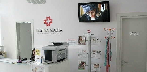 Promovare eficienta a afacerii tale Clinic TV - SMART indoor advertising
